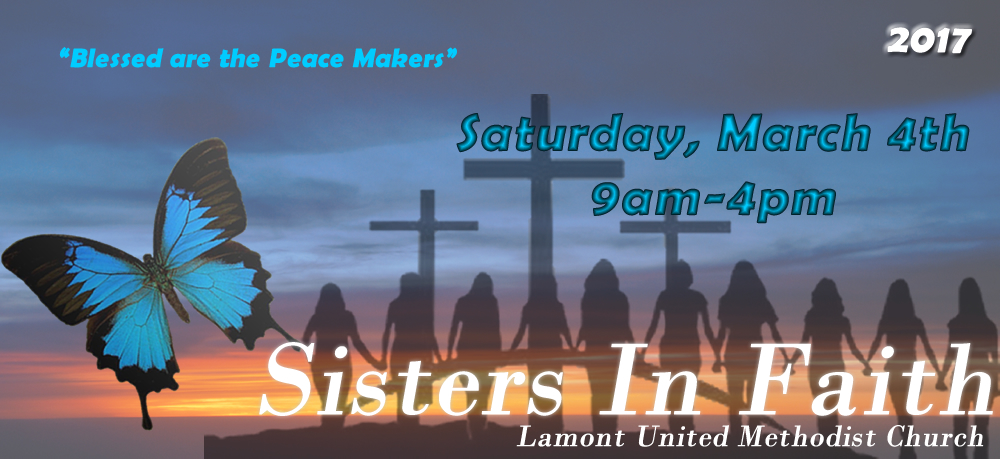 Sisters in Faith March 4th